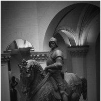 Музейный рыцарь . :: Игорь Абламейко