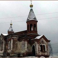 Храм Святой Живоначальной Троицы :: Вера