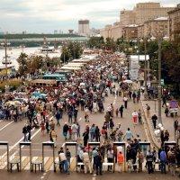 Парад ретро-автобусов в Москве :: Денис Масленников
