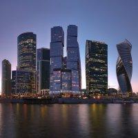 Moscow city :: Кирилл Малов
