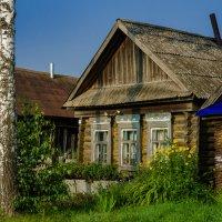 Домик в деревне :: Вера