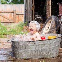 Счастливое детство :: Екатерина Просвирнина