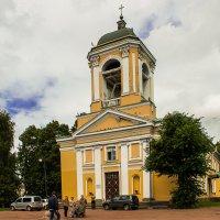 Лютеранский храм. :: Нина Червякова