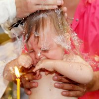 Таинство крещения :: Юлия Клименко