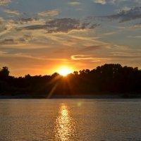 Какой закат, какая красота! :: Наталья Мельникова