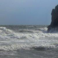 Море пенное...(Азовское) :: владимир