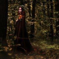 Дама леса :: Alina Alien