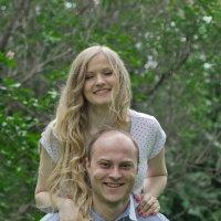 Ксения и Дмитрий :: Марина Попова