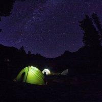 ночью в горах :: Александр Решетников