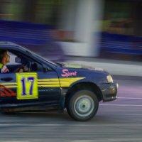 Зачем нужны 4 колеса, когда два-то лишние. Ижевск – город в котором я живу! :: Владимир Максимов