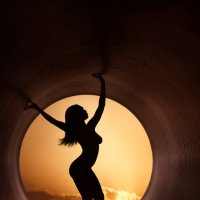 Свет в конце тоннеля :: Евгений Ланин