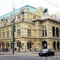 Вена. Венская опера :: татьяна