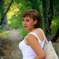 прогулка :: Елена Бологова