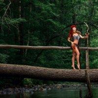 Амазонка :: Александр Халаев