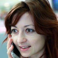 да,ты,что или женский образ и телефон :: Олег Лукьянов