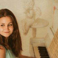 Красивая девушка :: Евгения Виноградова