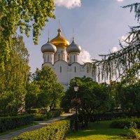 Новодевичий монастырь :: Владимир Демчишин