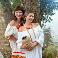 Сегодня праздник у девчат... )) :: Райская птица Бородина
