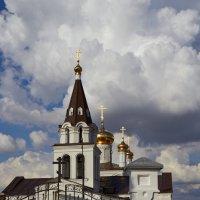 Нижегородские церкви :: Светлана Моисеева