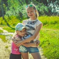 Таня и Аня :: Света Кондрашова