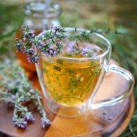 Чай с чабрецом :: Marina Parshina