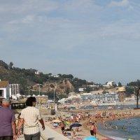 пляжи Испании :: Вера Ярославцева