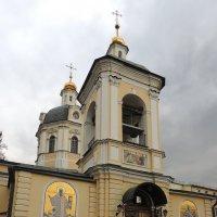 Москва. Церковь Николая Чудотворца в Звонарях. :: Александр Качалин