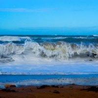 Море, немного шторма. :: Тамара Мадюдина