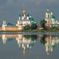 Отражаясь в Неро :: Сергей Цветков