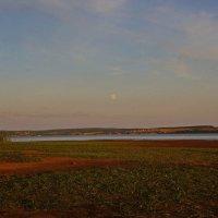 На реке Обве у села Сретенского :: Валерий Симонов