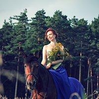 На коне :: Андрей Неуймин