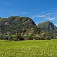 Vastness of Norway :: Roman Ilnytskyi