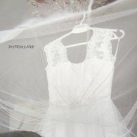 свадебное платье Надежды :: Екатерина Гриб