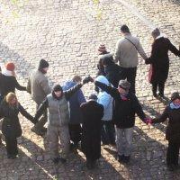 Прага.Уличные танцы :: татьяна