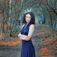 Фея сказочного леса :: Марина Попова