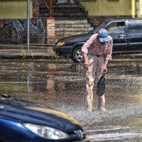 Летний дождь :: Юрий