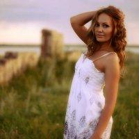 на закате :: Мария Шахматова (Фокина)