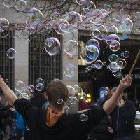 Мыльные пузыри :: Valeria Ashhab