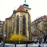 Церковь Святого Духа в Праге :: Денис Кораблёв