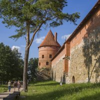 Тракайский замок :: leo yagonen