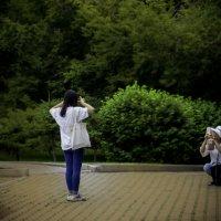 Туристы из Китая! :: Ирина Антоновна