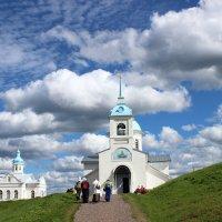 Покрово -Тервенический женский монастырь. :: Ангелина Божинова