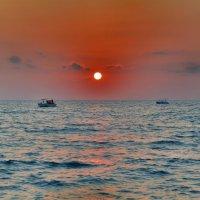 Краски заката :: Виктор Филиппов
