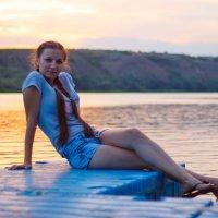 На реке Дон :: Мария