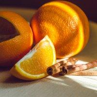 Апельсины и корица :: Юлия Ржевская