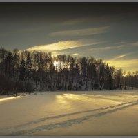 """Зимние закаты."" :: victor buzykin"