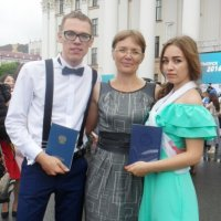 Три счастливых человека! :: Елена Михайловна Петрова