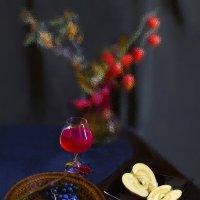 Натюрморт с виноградом :: Дубовцев Евгений