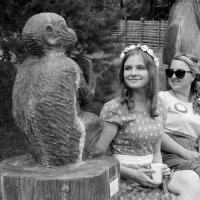 деревянное зодчество :: elena manas