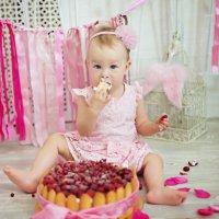 День рожденская фотосессия :: марина алексеева